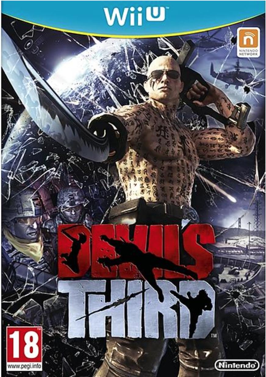 Devil's Third (Wiiu), Nintendo