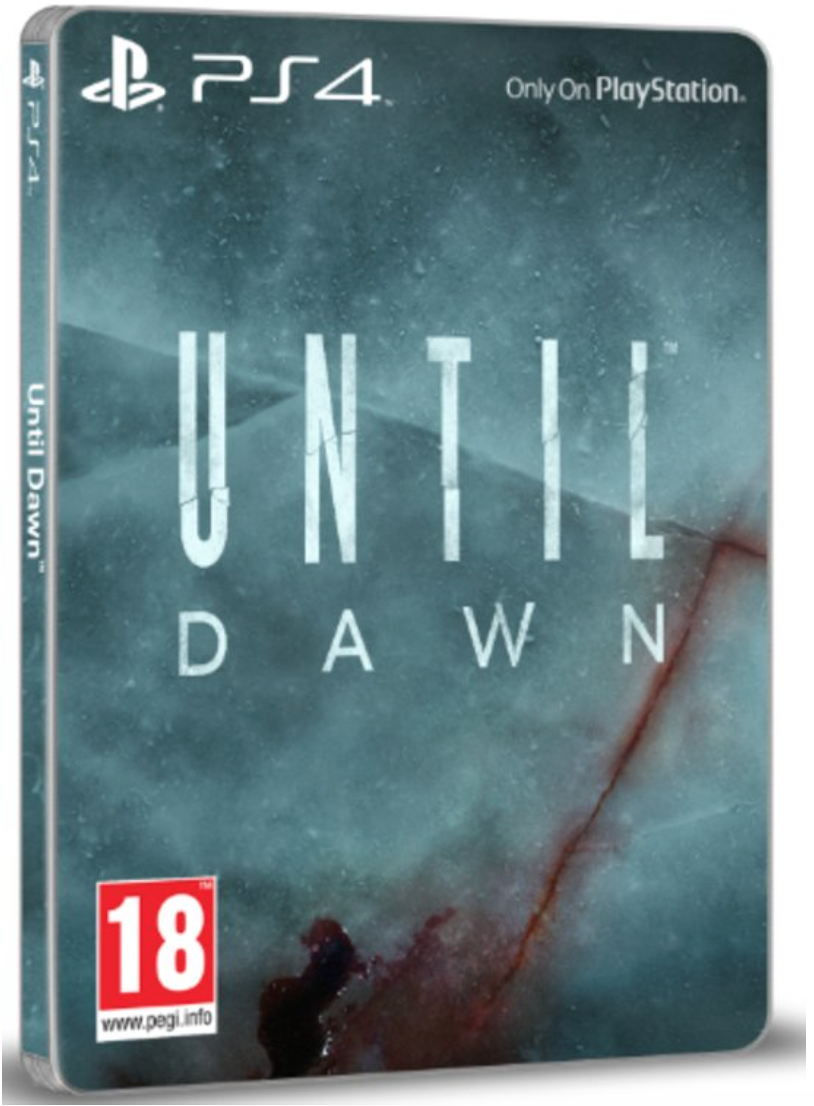 Until Dawn Special Steelbook (PS4), Supermassive Games