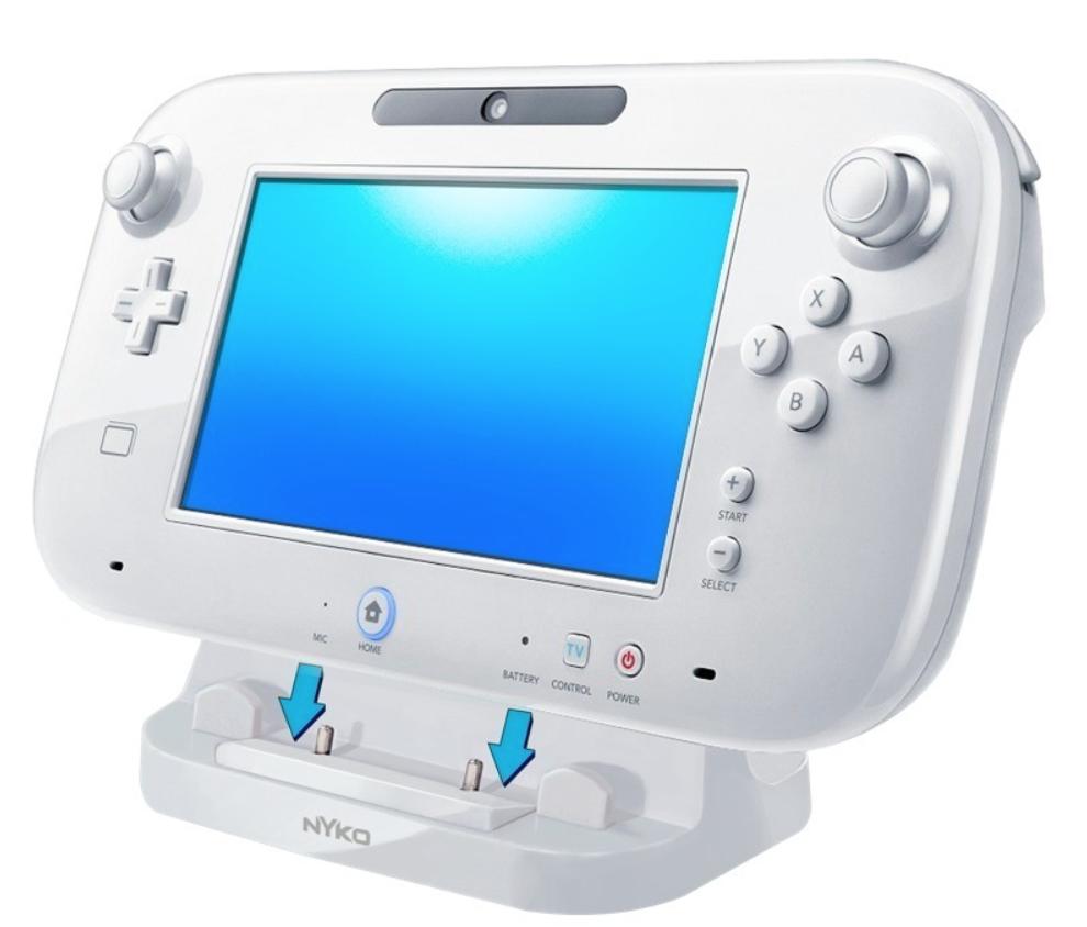 Boxart van Nyko Wii U Power Stand (Wit) (Wiiu), Nyko