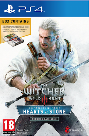The Witcher 3: Wild Hunt: Hearts of Stone DLC