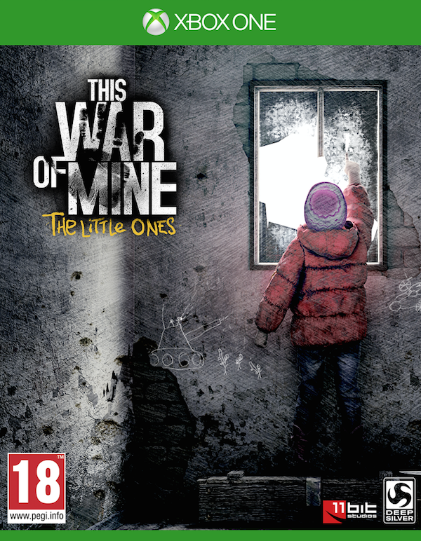 Boxart van This War of Mine: The Little Ones (Xbox One), 11bit Studios