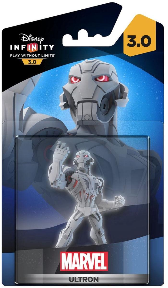 Boxart van Disney Infinity 3.0 Marvel Ultron (NFC), Disney Interactive