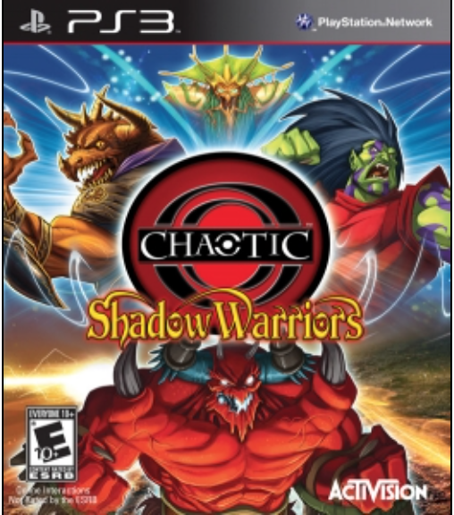 Chaotic Shadow Warriors (USA Import)