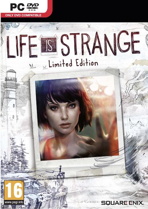 Boxart van Life is Strange Limited Edition (PC), Square Enix