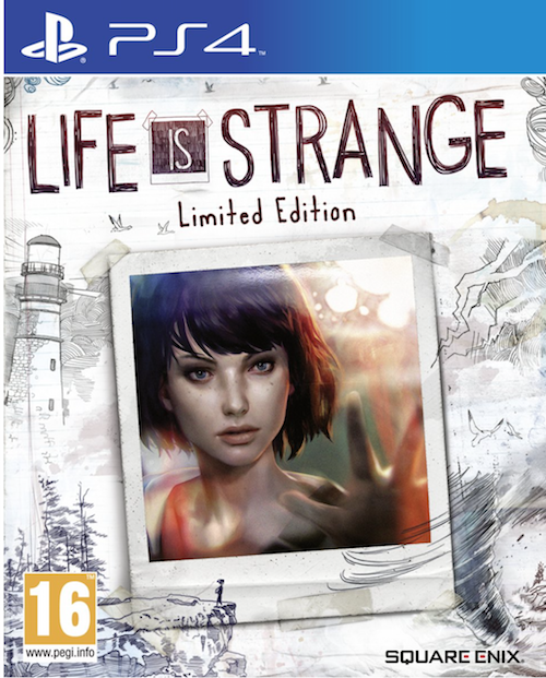 Boxart van Life is Strange Limited Edition (PS4), Square Enix