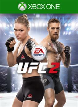 Boxart van EA Sports UFC 2 (Xbox One), EA Sports