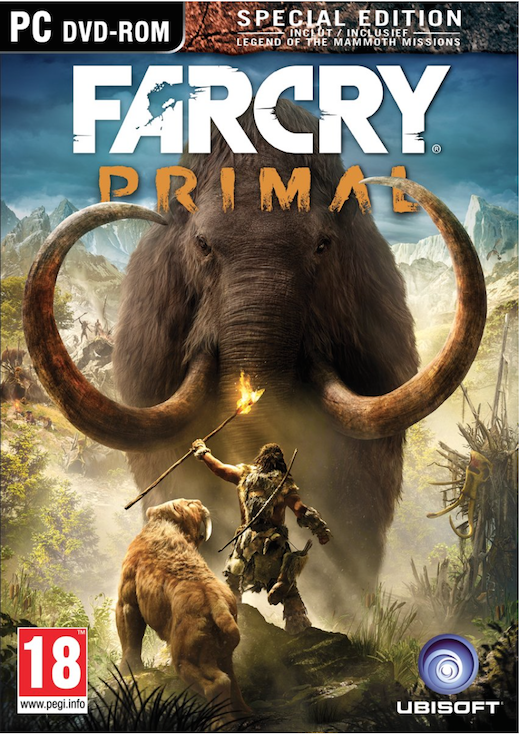 Boxart van Far Cry: Primal Special Edition (PC), Ubisoft Montreal