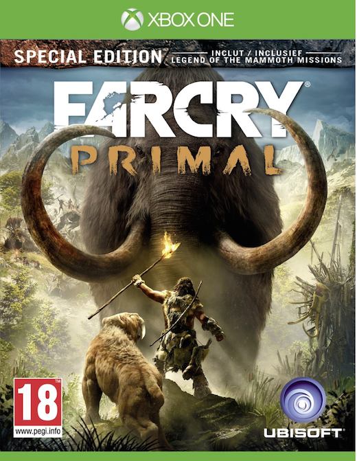 Far Cry: Primal Special Edition