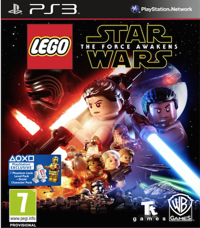 Boxart van LEGO Star Wars: The Force Awakens  (PS3), Travellers Tales