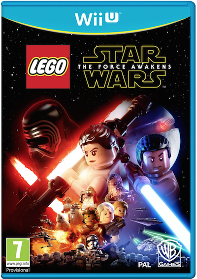 Boxart van LEGO Star Wars: The Force Awakens  (Wiiu), Traveler's Tales