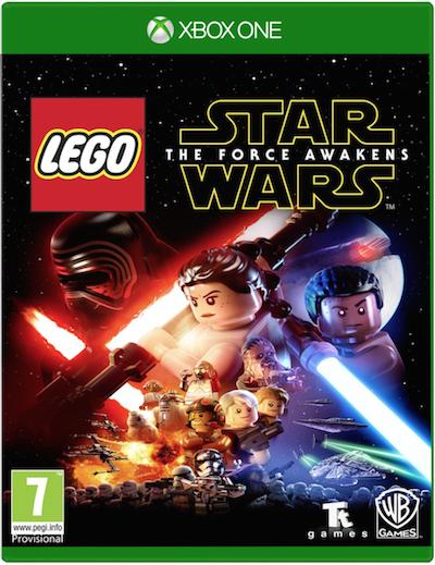 Boxart van LEGO Star Wars: The Force Awakens  (Xbox One), Traveler's Tales