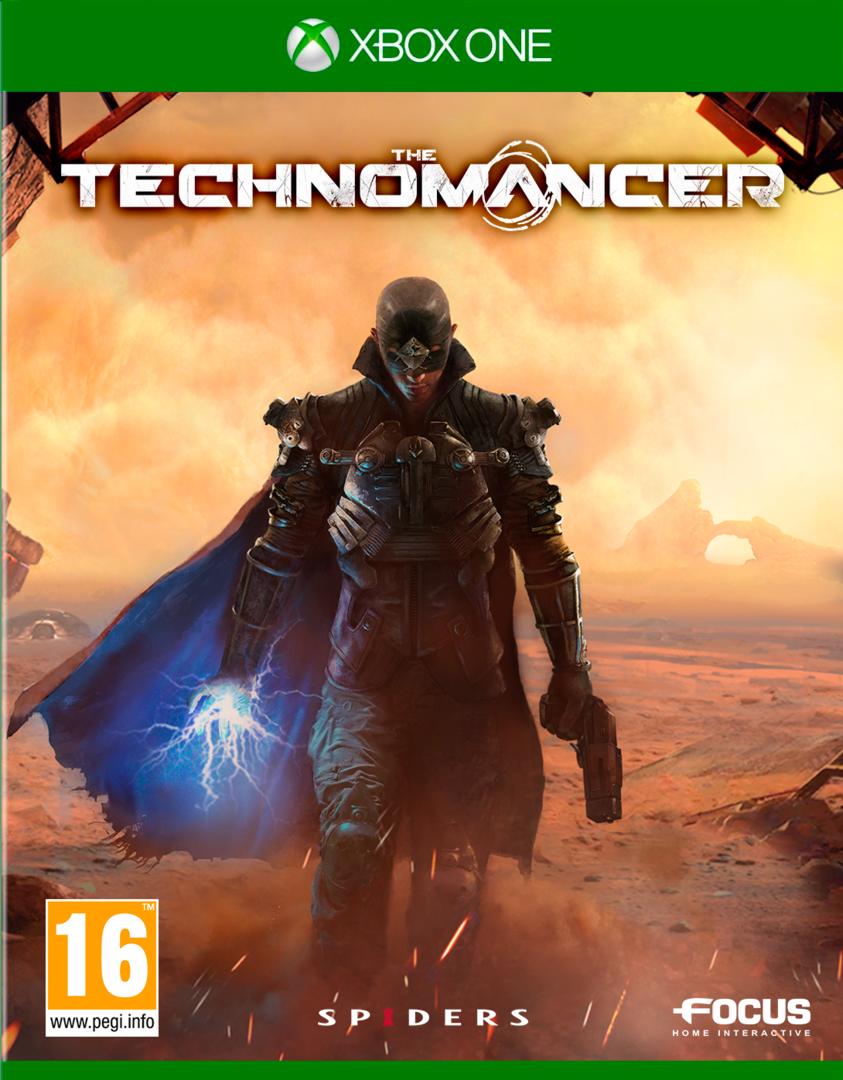 Boxart van The Technomancer (Xbox One), Spiders
