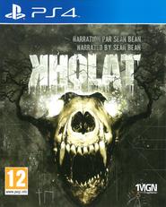 Boxart van Kholat (PS4), Pqube