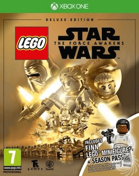Boxart van LEGO Star Wars: The Force Awakens - Deluxe Edition (Xbox One), Traveler's Tales