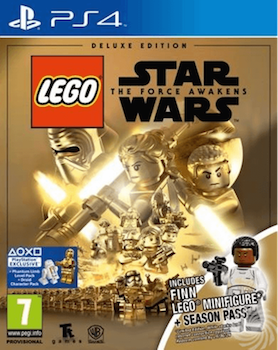 Boxart van LEGO Star Wars: The Force Awakens - Limited Deluxe Edition (PS4), Traveler's Tales