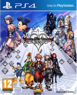 Boxart van Kingdom Hearts HD 2.8 Final Chapter Prologue (PS4), Square Enix 1st Production Department