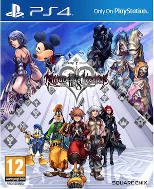 Kingdom Hearts HD 2.8 Final Chapter Prologue (PS4), Square Enix 1st Production Department
