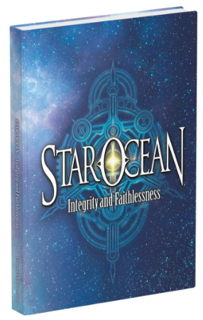 Star Ocean Integrity and Faithlessness Hardcover Guide