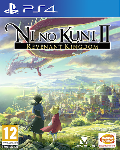 Boxart van Ni No Kuni II: Revenant Kingdom (PS4), Level-5