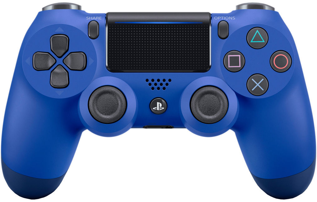 Boxart van Sony Wireless Dualshock PlayStation 4 Controller V2 (wave blue) (PS4), Sony Computer Entertainment