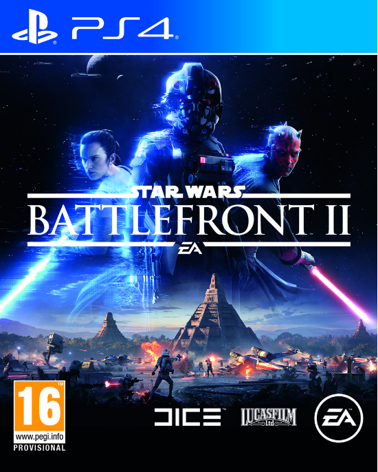 Boxart van Star Wars: Battlefront II  (PS4), EA DICE