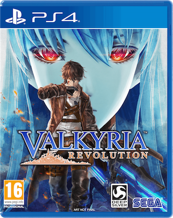 Boxart van Valkyria Revolution (PS4), Media.Vision