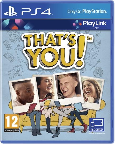 Boxart van That's You (PlayLink) (PS4), Wish Studios