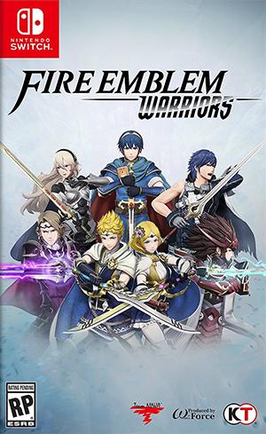Fire Emblem: Warriors (Switch), Omega Force, Team Ninja, Intelligent Systems