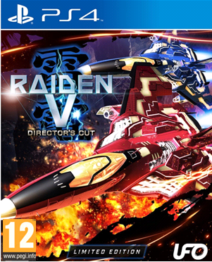 Boxart van Raiden V: Director's Cut - Limited Edition (PS4), MOSS