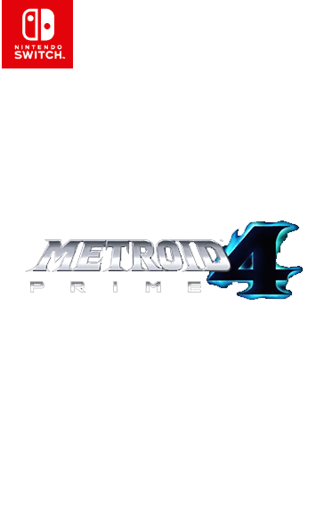 Boxart van Metroid Prime 4 (Switch), Bandai Namco Studios Singapore