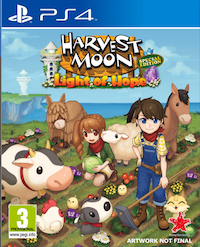 Boxart van Harvest Moon: Light of Hope (PS4), Natsume, Tabotto Corporation