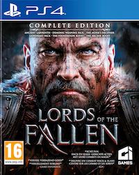 Boxart van Lords of the Fallen Complete Edition (PS4), Deck13 Interactive