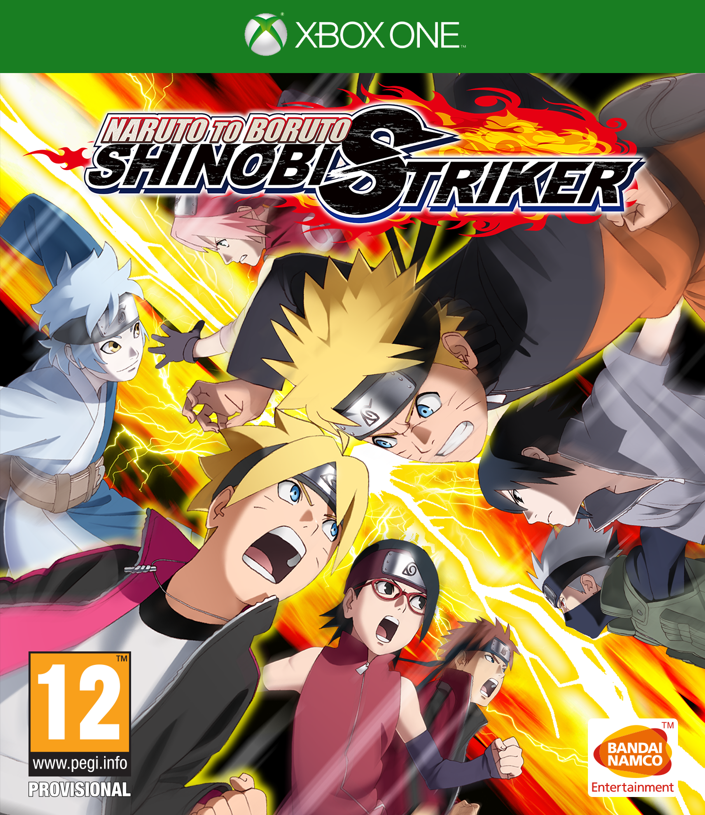Boxart van Naruto to Boruto: Shinobi Striker (Xbox One), Soleil Ltd.