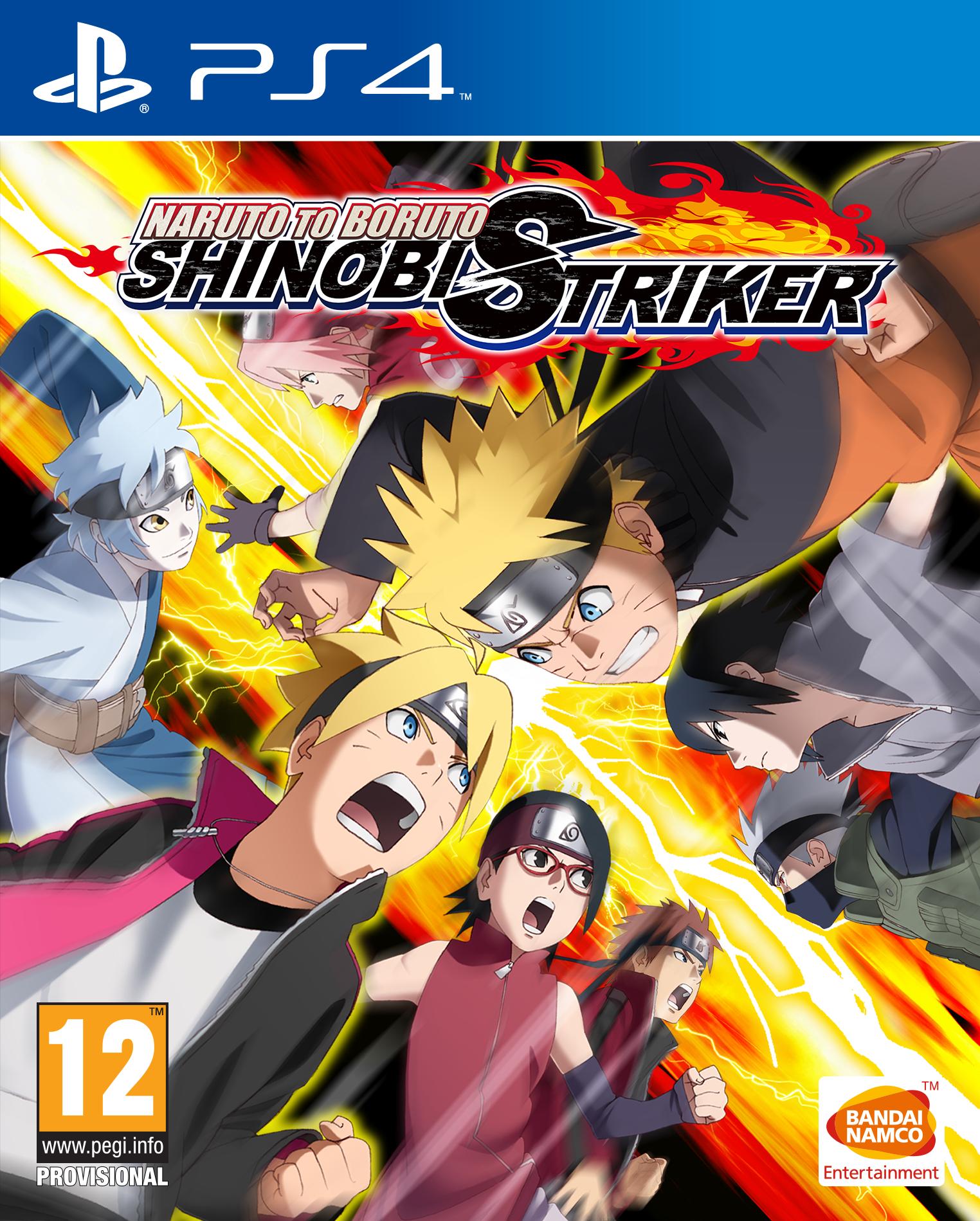 Boxart van Naruto to Boruto: Shinobi Striker (PS4), Soleil Ltd.