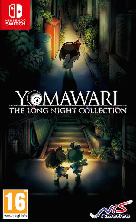 Boxart van Yomawari: The Long Night Collection (Switch), Nippon Ichi Software