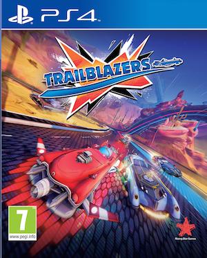 Boxart van Trailblazers (PS4), Rising Star Games