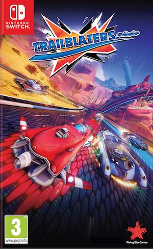 Boxart van Trailblazers (Switch), Rising Star Games