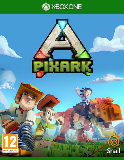 Boxart van PixARK (Xbox One), Snail