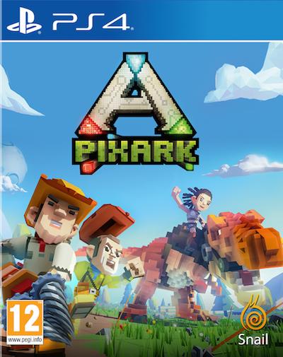 Boxart van PixARK (PS4), Snail