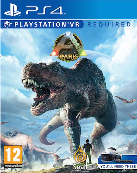 ARK Park VR (PSVR) (PS4), Snail