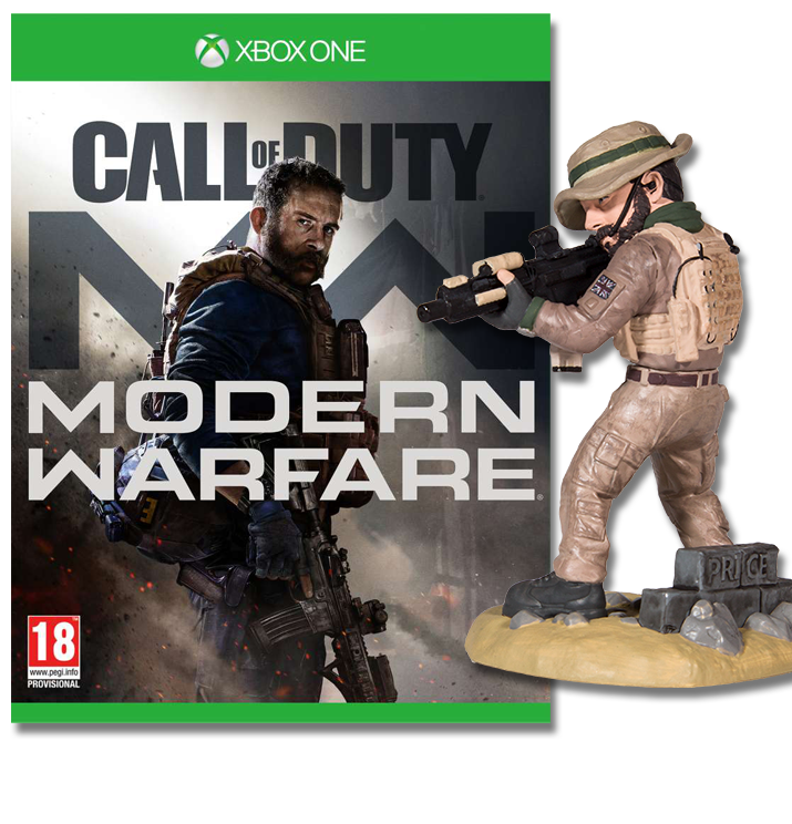 Boxart van Call of Duty: Modern Warfare - Captain Price Edition (Xbox One), Infinity Ward