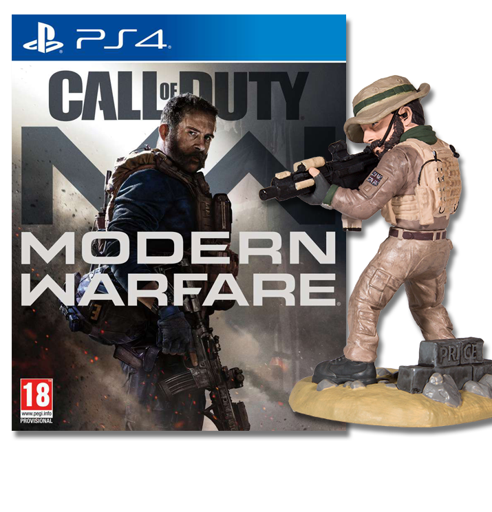 Boxart van Call of Duty: Modern Warfare - Captain Price Edition (PS4), Infinity Ward