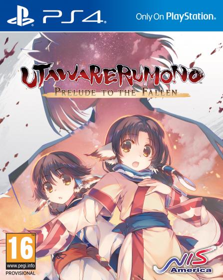 Boxart van Utawarerumono: Prelude to the Fallen (PS4), NIS America