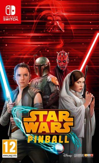 Boxart van Star Wars: Pinball (Switch), Koch Media