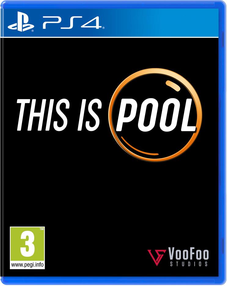 Boxart van This is Pool (PS4), VooFoo Studios