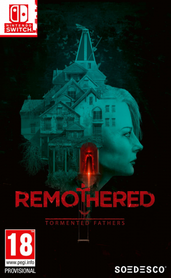 Boxart van Remothered: Tormented Fathers (Switch), Stormind Games