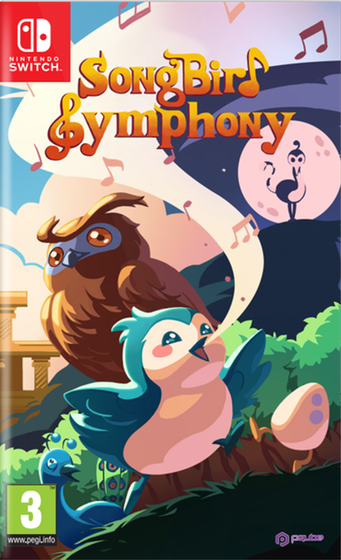 Songbird Symphony (Switch), Pqube