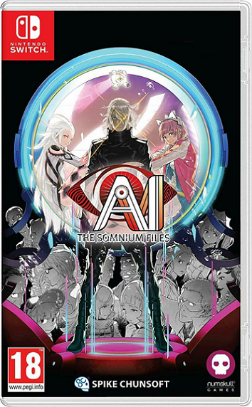 Boxart van AI: Somnium Files (Switch), Spike Chunsoft Co Ltd