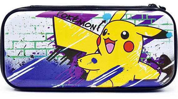 Boxart van Beschemhoes Nintendo Switch Hori Premium Vault Case - Pikachu (Switch), Hori