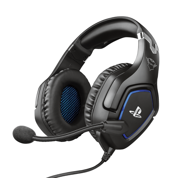 GXT 488 Forze - PS4 Official Licensed Game Headset (Zwart)